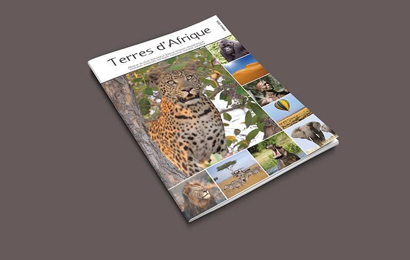 "Brochure ""Terres d'Afrique"""